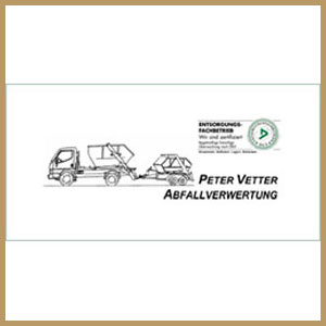 Peter Vetter Abfallverwertung